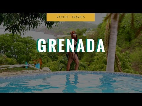 VLOG:  5 Minutes on The Island of Spice Grenada!