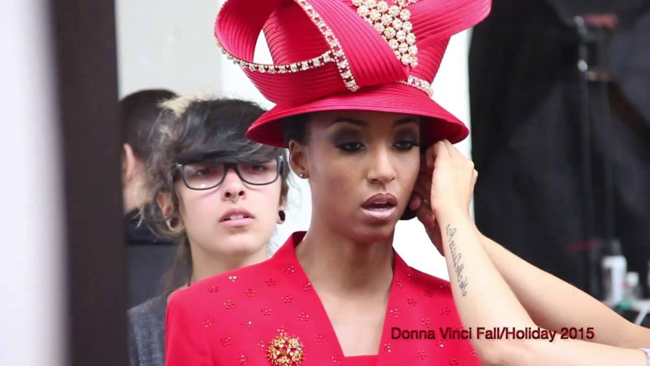 71b0082f318 Donna Vinci Fall 2015 photo shoot - YouTube