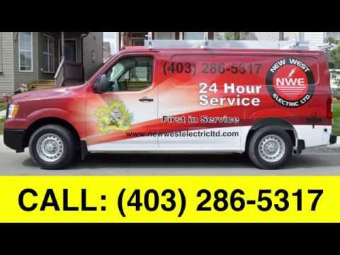 Electrician Calgary - Residential - Commercial - Retail - 24 Hour Service 403-286-5317