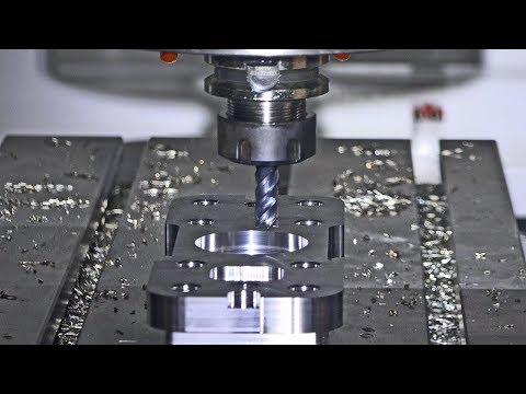 CNC Machining At Finnish National Skills Competition Taitaja2019 Joensuu CNC-koneistus
