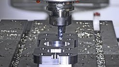 CNC Machining at Finnish National Skills Competition Taitaja2019 Joensuu CNC-koneistus