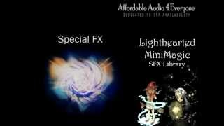 SFX Library -- Lighthearted MiniMagic - Affordable Audio 4 Everyone thumbnail