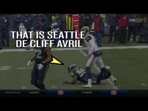 Rams punter gets punked by Seahawks