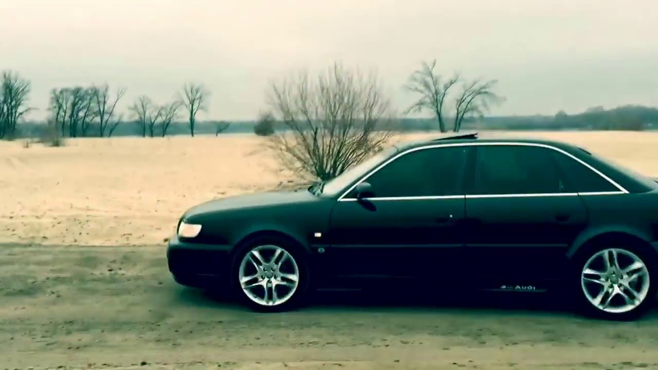 audi a6 c4 tuning with their own hands youtube. Black Bedroom Furniture Sets. Home Design Ideas