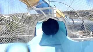 Roseville Golfland SunSplash Master Blaster Slide