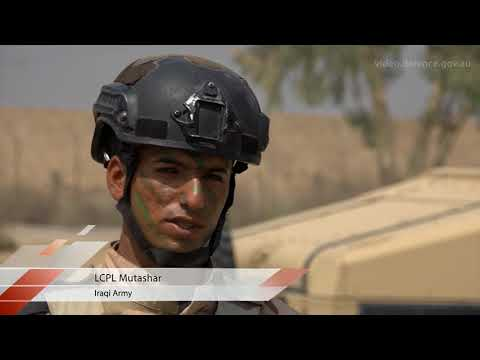 Iraqi Army Combined Arms Training Activity
