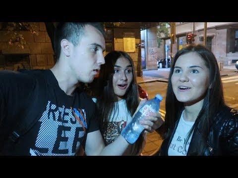 Kakav je NOĆNI ŽIVOT u Beogradu ? (prespavao na ulici)