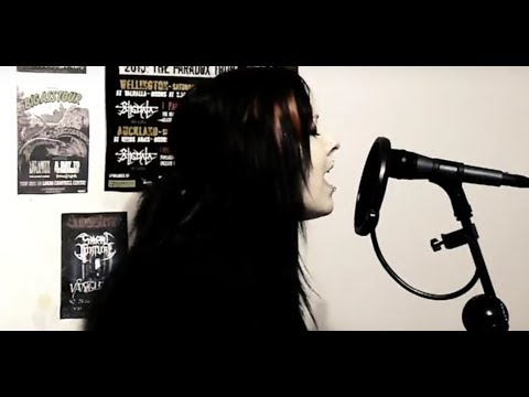 Killswitch Engage - This Fire Burns (Female Vocal Cover)