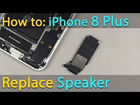 iphone-8-plus-loud-speaker-replacement