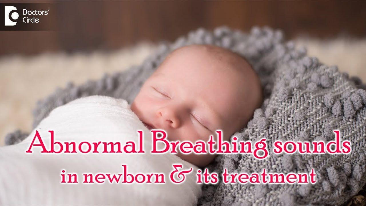 baby breathing rate over 60