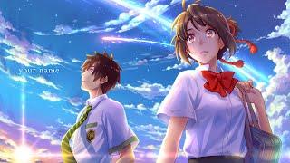 kimi no na wa your name music ost and op   beautiful emotional anime soundtracks