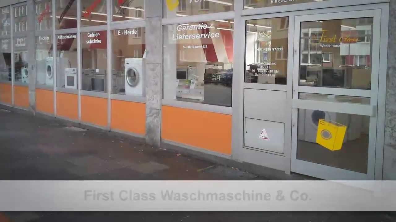 Waschmaschinen Kiel Haushaltsgeräte Kiel top Küchengeräte First ...