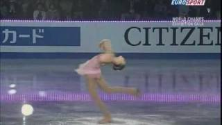 Yuna Kim-2007 WC EX Reflection 영국 (김연아 Yu-Na キムヨナ)