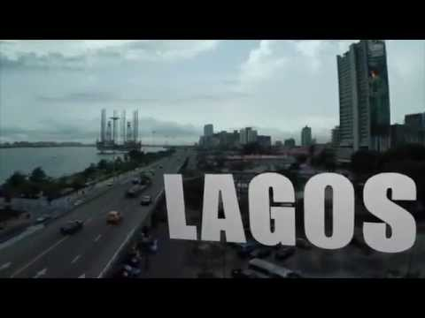 LAGOS BUILDING BURNING - 3D TEXT AND TRACKING WITH AFTER EFFECTS