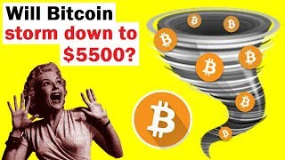 Will Bitcoin Drop Down To $5500?