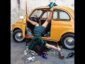 Drunk Driver and pedestrians in Russia