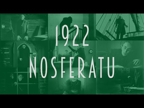 1922: How Nosferatu laid the groundwork for gothic cinema.