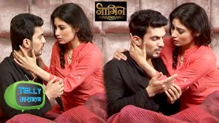 Shivanya Romances Angry Ritik   Naagin   Colors