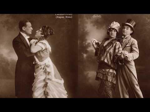Sylvia, Marica, Fedora: Nők az operettekben (2. rész)