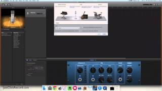 Multi-Track Recording With GarageBand