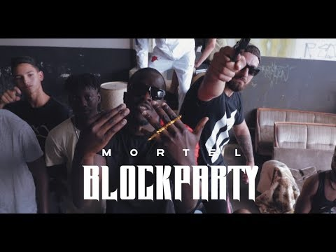 Mortel - Blockparty (prod. by Phunc&Flek) [Official Video] on YouTube