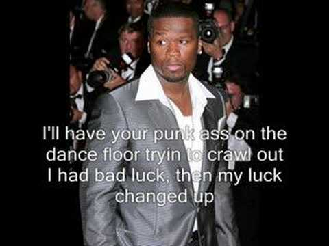 50 cent - Surrounded By Hoes + Lyrics