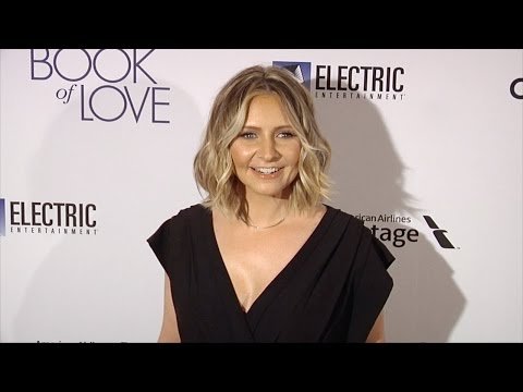 """Beverley Mitchell """"The Book of Love"""" West Coast Premiere Red Carpet"""