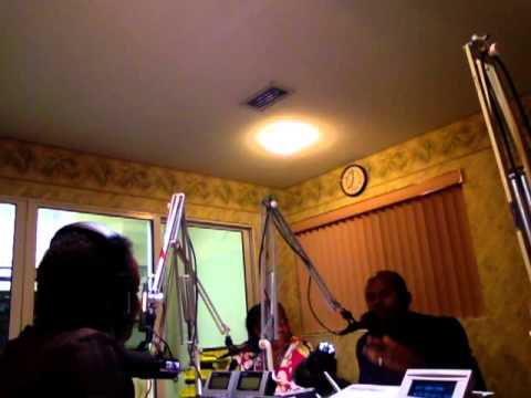 Truth Radio Show with Guests- Willie Wilson and Sonya Fowler, Olds Hall-Good Sam, 11-14-13