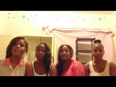 New Up Coming Artist Group Catch Singing  Cheetah Girls ....Girl Power (need likes please support)