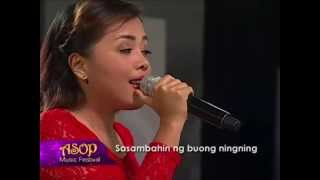 "ASOP Song of the Week: ""Sino Pa"" (2nd Weekly Elimination - December 2014)"