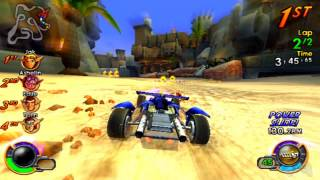 Jak X Combat Racing [Walkthrough] Part 2/32