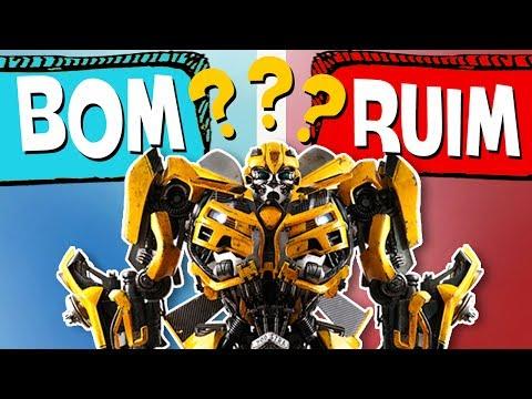 TRANSFORMERS é BOM ou RUIM?! 😀 🔁 😡