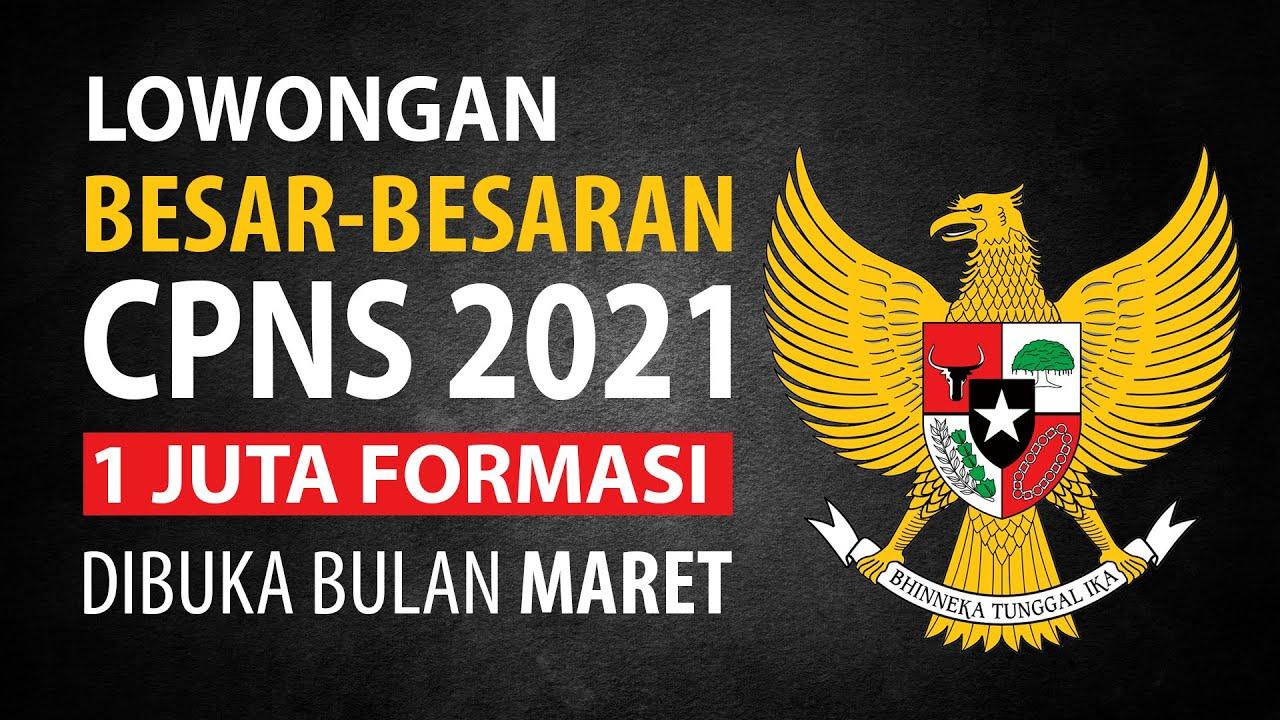 SIAP -SIAP ! CPNS 2021 Sudah Di Depan Mata ! Simak Jadwal ...