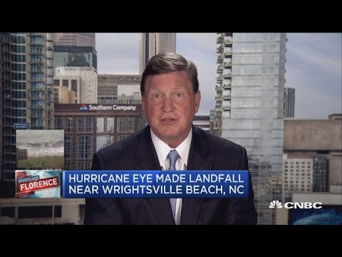 Southern Company CEO on hurricane prep and recovery