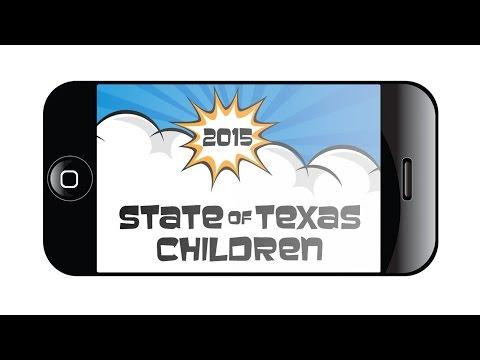 State of Texas Children 2015