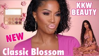 NEW KKW BEAUTY CLASSIC BLOSSOM COLLECTION REVIEW + SWATCHES thumbnail