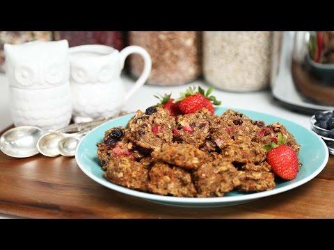5 Ingredient Healthy Breakfast Cookies   Better Breakfasts