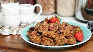 5 Ingredient Healthy Breakfast Cookies | Better Breakfasts