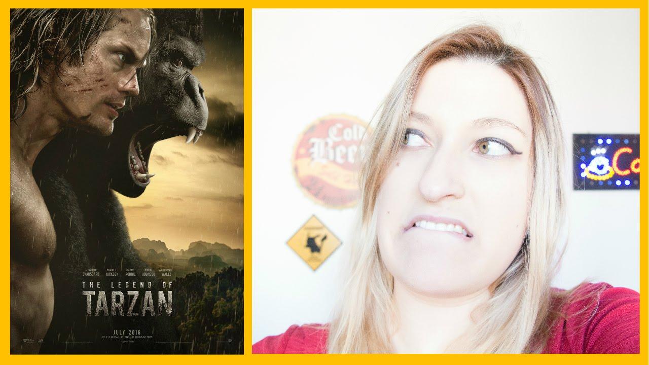 ???? CRÍTICA: A LENDA DE TARZAN (2016) | Seria um dos piores filmes do ano?