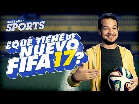 ¿Qué tiene de nuevo FIFA 17?