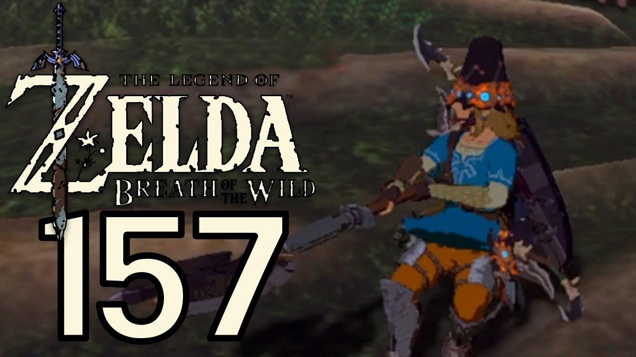 The Legend Of Zelda Botw 157 Konigliche Kuche Und Ewiges Warten Youtube