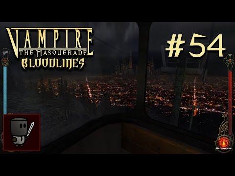 Hot Spot - Let's Play Vampire the Masquerade Bloodlines | Tremere Plus - Episode 54