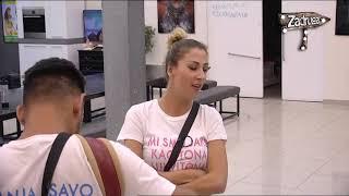 Zadruga 2   Nadežda Peva Ne Dam Ovo Malo Duše I Kukavicu   15.06.2019.