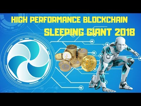 High Performance Blockchain (HPB) Undervalued Sleeping Giant Cryptocurrency of 2018