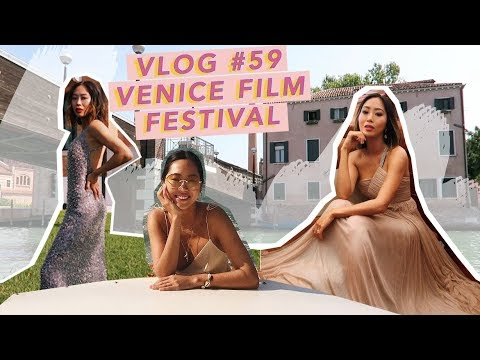 Venice Film Festival + A Star Is Born Premiere // Vlog #59 | Aimee Song