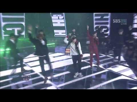 [Live HD] Lee Hyun Woo & Kwang Hee - High High