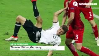 UEFA EURO 2016: the 10 worst players so far