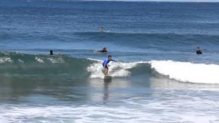 Hawaii Family Vacation – Kids Surf