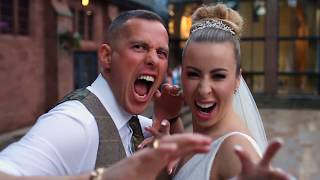Uptown Funk - Lee and Leanne's wedding