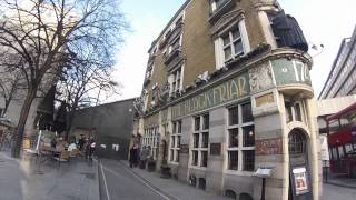 London Walking Pub Tour- Mind the Gap (60 sec review)